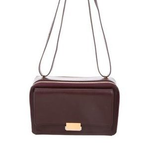 WANT Les Essentiels Bags - >>>Bordeaux WANT LES ESSENTIALS Demiranda Maxi bag