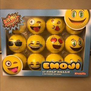 Other - Emoji Golf Ball Set