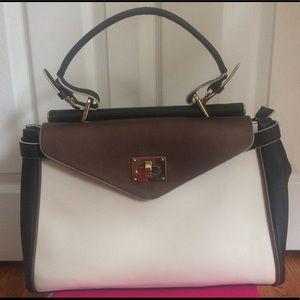 ShoeDazzle Handbags - Top Handle Office Bag