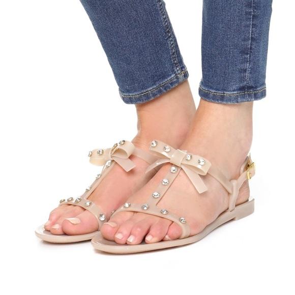 f65a2475891 kate spade Shoes - Kate Spade Savannah Jelly Sandals NWOT