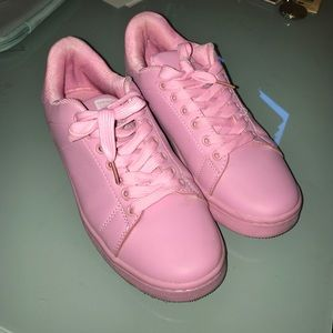 adidas Shoes - Pink Adidas Superstars