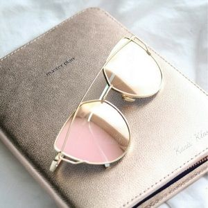 Accessories | Rose colored mirror sunglasses