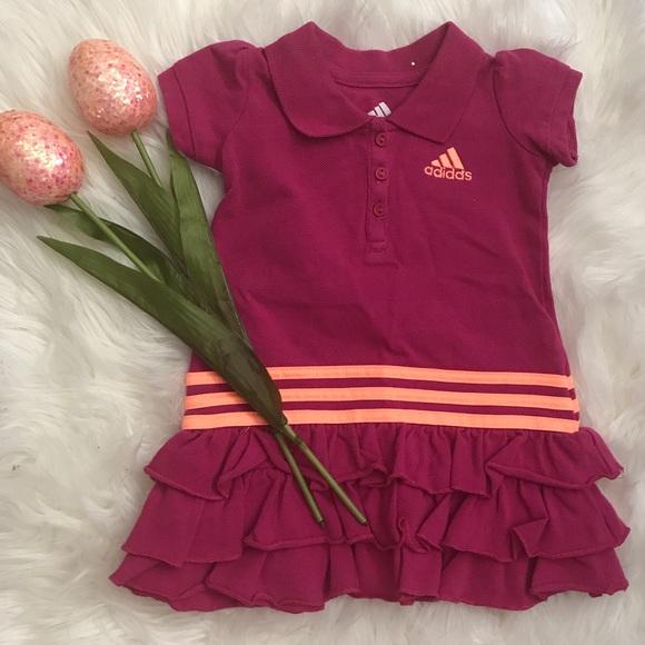 Month Adidas Baby Dress | Poshmark