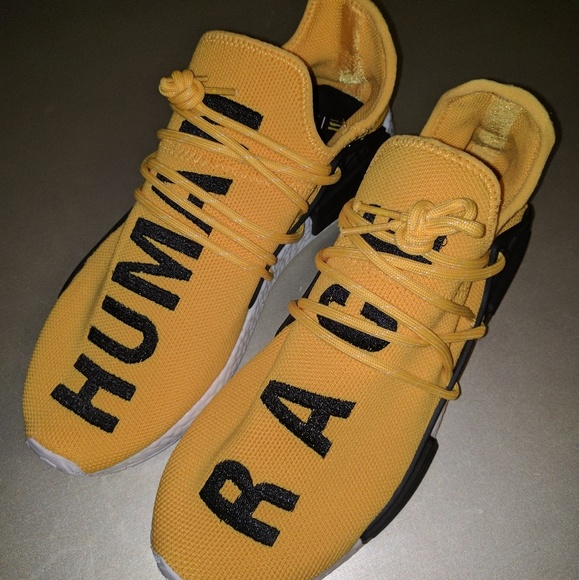Le adidas x pharrell williams razza umana nmd og poshmark