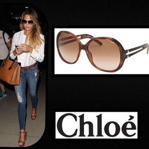 Chloe Accessories - 🦋Chloe' 🌹Oversized Sunglasses