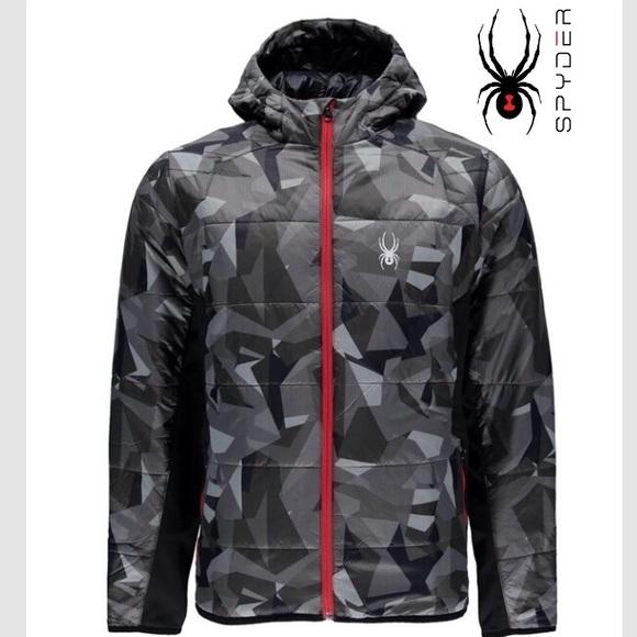 faa18b992047b Spyder Jackets & Coats | Mens Glissade Insulator Jacket | Poshmark
