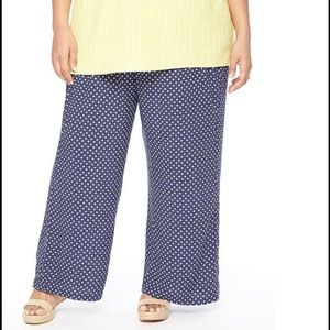 OH BABY by MOTHERHOOD Casual Soft Pants Plus Size