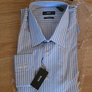 Boss Hugo Other - Boss Hugo Boss men dress shirt size 17/2 -32-33
