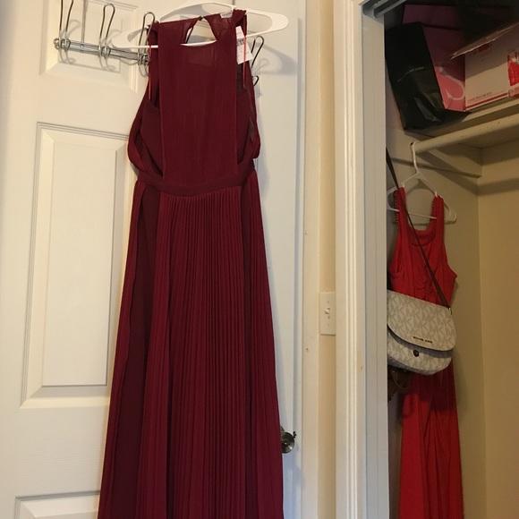 d0af95b805c31 Fashion Nova Dresses   Dress Khaleesi Dress In Wine   Poshmark