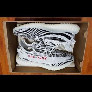 adidas Shoes - Yeezy Boost 350 v2 Zebra