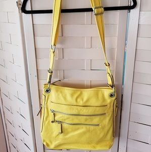 Tyler Rodan Handbags - Bright yellow bag