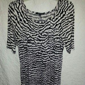 Tiana B Dresses & Skirts - Tiana B black and white dress