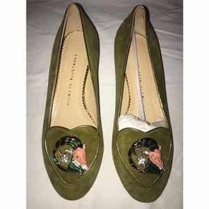 Charlotte Olympia Shoes - NEW Charlotte Olympia Capricorn Loafers