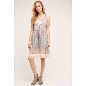 Anthropologie Maeve Violeta Dress