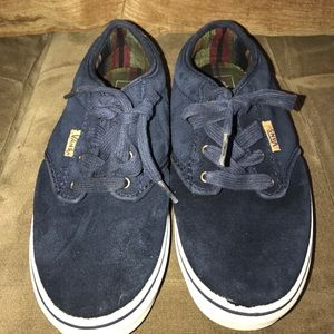 Vans Other - BOYS BLUE VANS