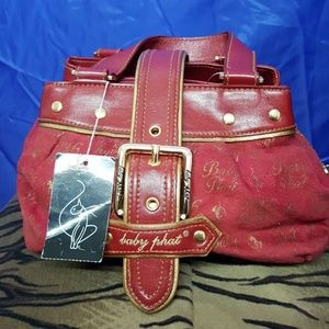 Baby Phat Handbags - VINTAGE authentic Baby Phat handbag