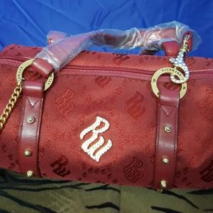 Rocawear Handbags - Vintage Rocawear Barrel purse
