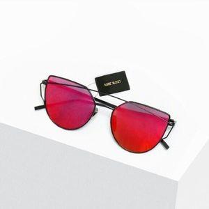 Karis' Kloset Accessories - Accessories | Trendy Red cat eye sunnies