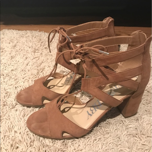386b20b77719 ... Target Tan Lace-up Sandals. M 595455c9eaf0306718002b79