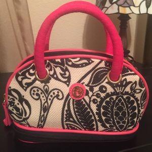 Spartina 449 Handbags - Small Spartina makeup bag Strachan pattern