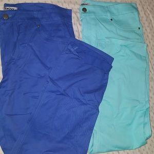 Dkny Pants - Lot of 2 DKNY color pants
