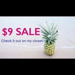 Other - $9 sale!