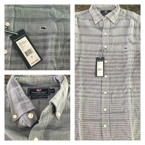 NWT Men's Vineyard Vines Button Up