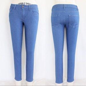 ⬇️Forever 21 Light Wash Skinny Jeans