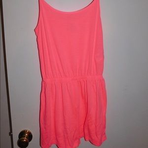 H&M Other - Hot pink romper