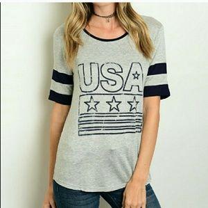 1 LEFT!! 🇺🇸 USA Shirt 🇺🇸