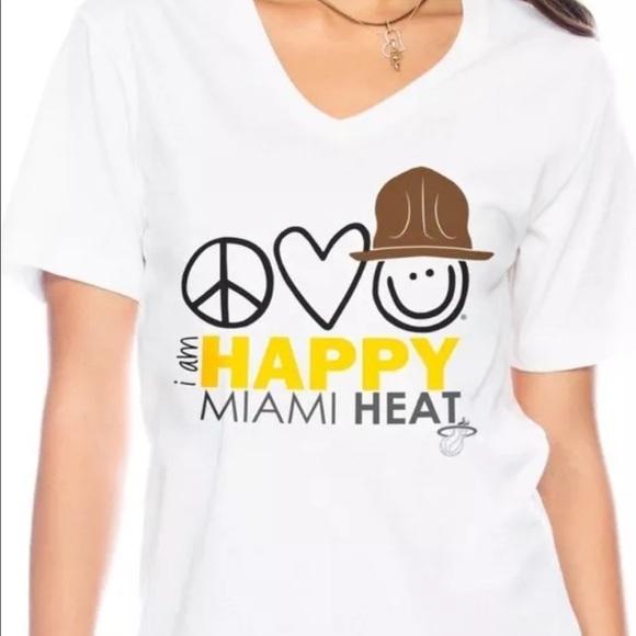 Peace Love World I Am Happymi Heat Uni