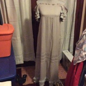 solitaire Dresses & Skirts - Boho dress
