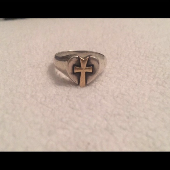 Discontinued James Avery Rings