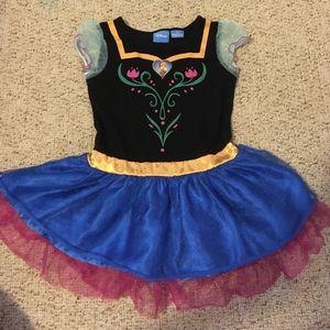 Other - Girls 3t Anna (frozen) dress