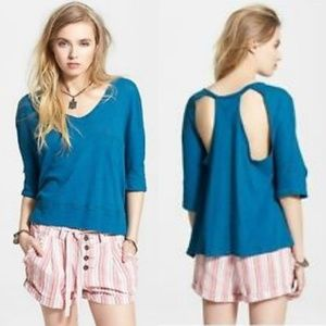 Free People - Crescent Moon Pullover Top