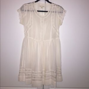 Urban Outfitters Dresses & Skirts - White/cream Dress