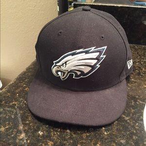 Philadelphia Eagles New Era Cap size 7 3/8
