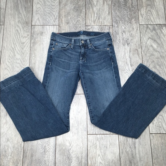 80 off 7 for all mankind denim sale 7 for all mankind dojo jeans 24 from courtneymichelle. Black Bedroom Furniture Sets. Home Design Ideas