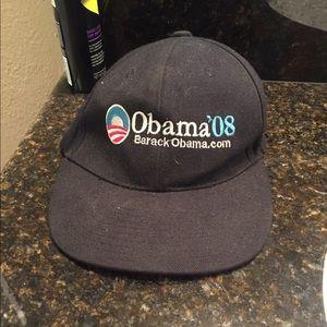 Barack Obama for President 2008 hat