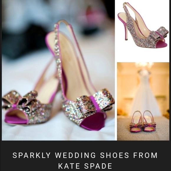 9a7ed338763e kate spade Shoes - kate spade new york Charm Slingback Peep Toe Pumps
