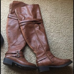 torrid Shoes - Torrid wide calve boots