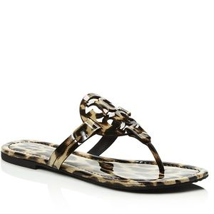 Tory Burch Shoes - Tory Burch leopard Miller