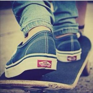 Vans Shoes - Iconic VANS canvas shoes 12