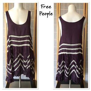 Free People Trapeze Dress