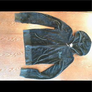 Black Juicy Couture Jumpsuit Top