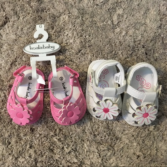 off koala baby Other ️CUTE Baby Girls Sandals Size
