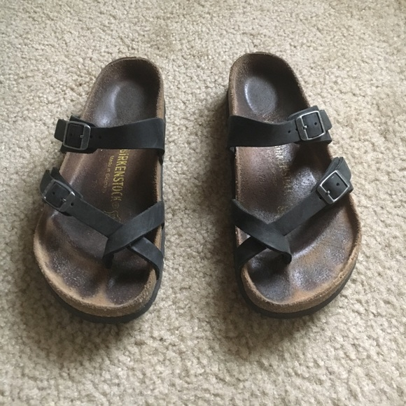 6c4c0382478 Birkenstock Shoes - Birkenstock Mayari Oiled Leather