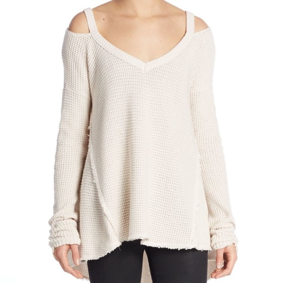 Free People Sweaters - Free people could shoulder sweater