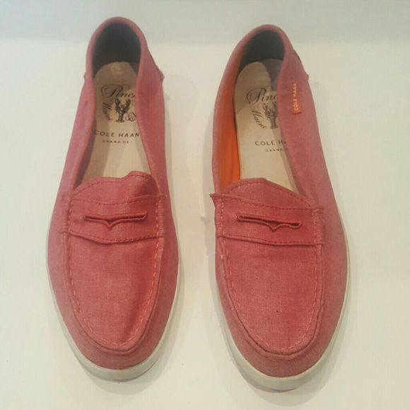 b4c88d918a1 Cole Haan Shoes - COLE HAAN RED LOAFERS PINCH WEEKENDER