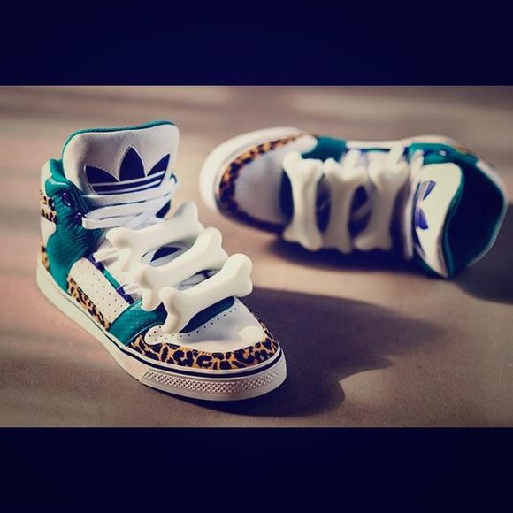 0c18c0ac8cdd adidas Shoes - Jeremy Scott Bones Shoes